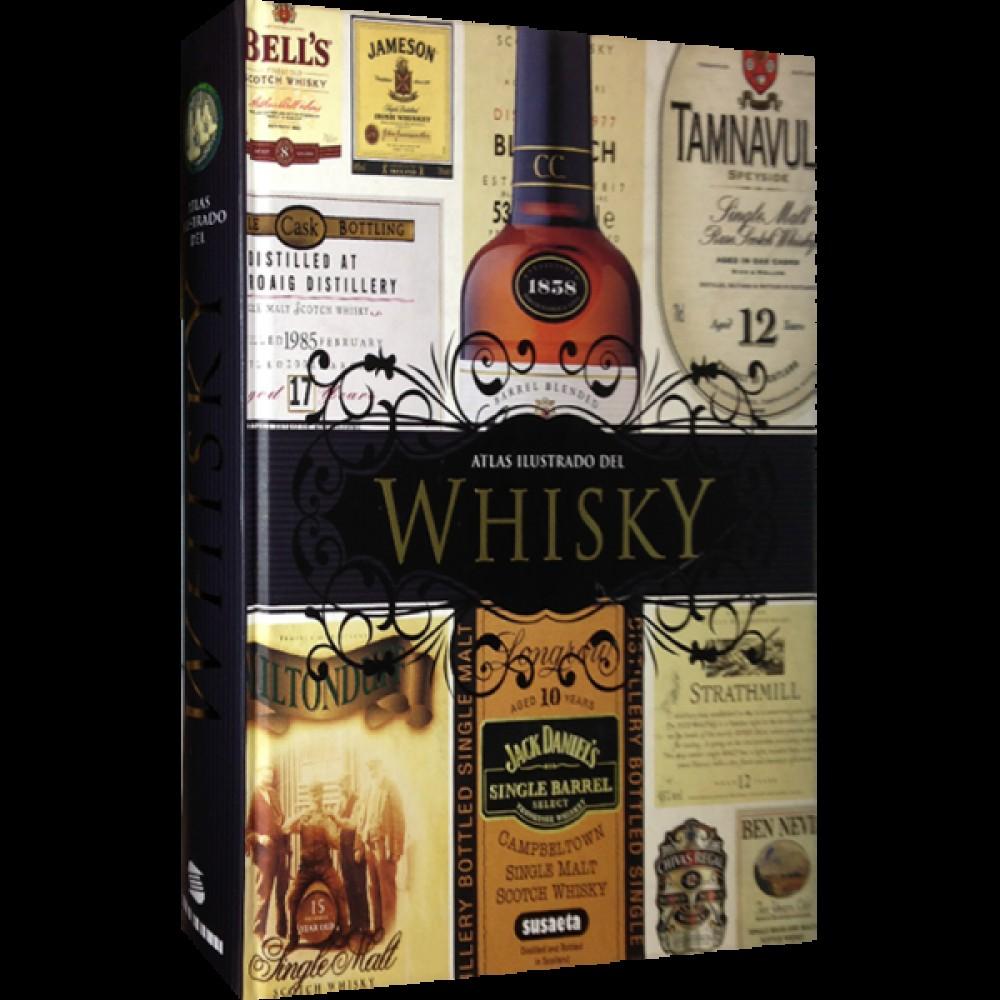 Libro: Atlas Ilustrado Del Whisky