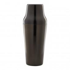 Coctelera Luxury Francesa 900ml 2 Piezas Negra