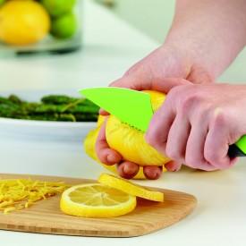 Cuchillo Y Acanalador 3 En 1 Tovolo