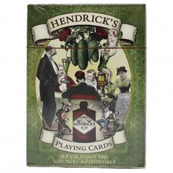 Juego De Cartas Hendrick's Gin