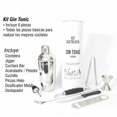 Kit Coctelería Gin Tonic