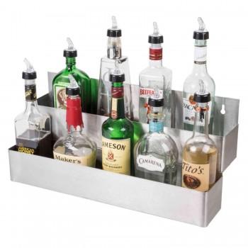 Organizador Botellas 56cms Doble