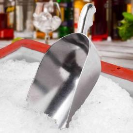 Pala Hielo Aluminio Gigante 85oz