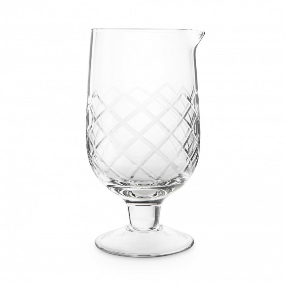 Mixing Glass Yarai Con Base 800 ml