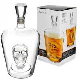 Botella Decanter Calavera 1 Litro