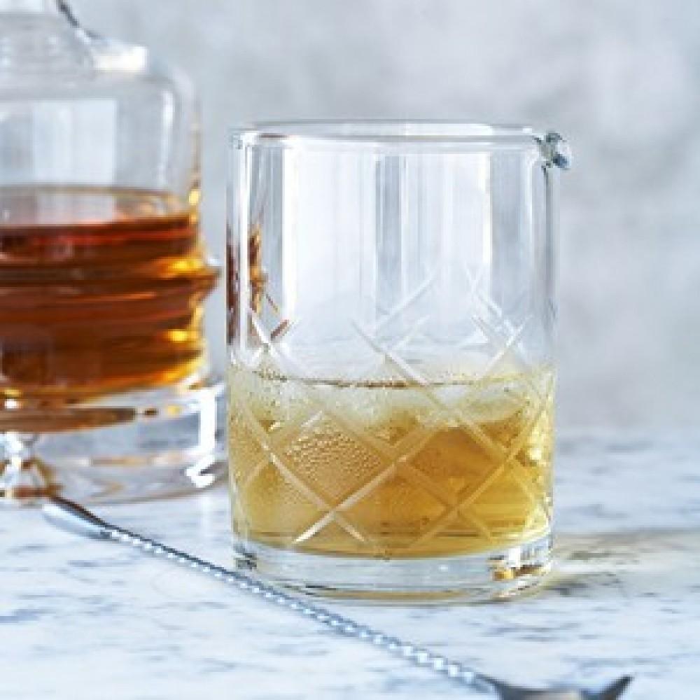 Mixing Glass Tipo Yarai 400 ml